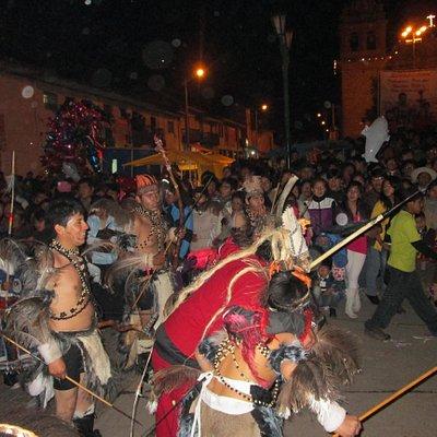 Fiesta de San Sebastian