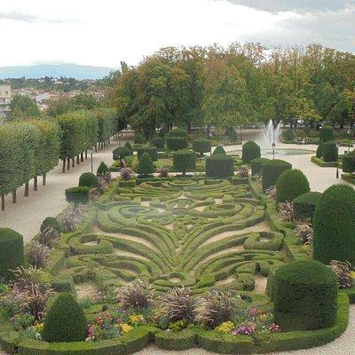 Gardens Castres