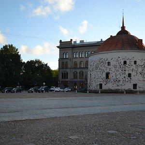 Круглая башня Выборга 16 век