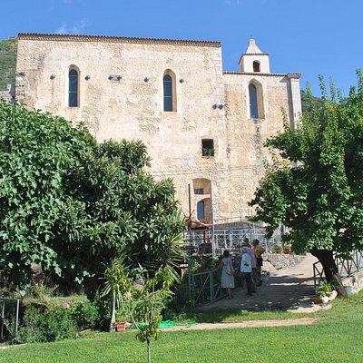 San Magno, il monastero
