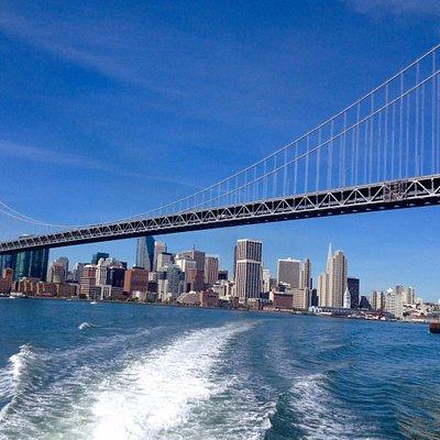 San Francisco -> Alameda ferry