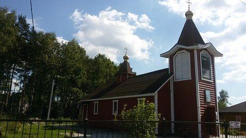 Церковь в Горбунках