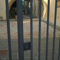 Museo soffici sabato ore 16:30 cancello chiuso