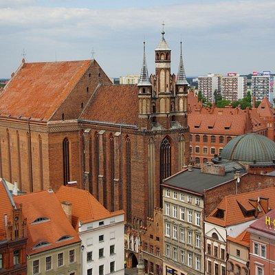 kościół Mariacki w Toruniu 5