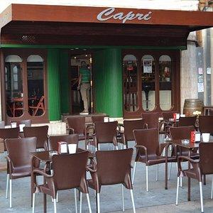 Cafetería Capri en Mieres