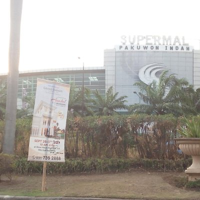 Supermal Pakuwon Indah, Surabaya.