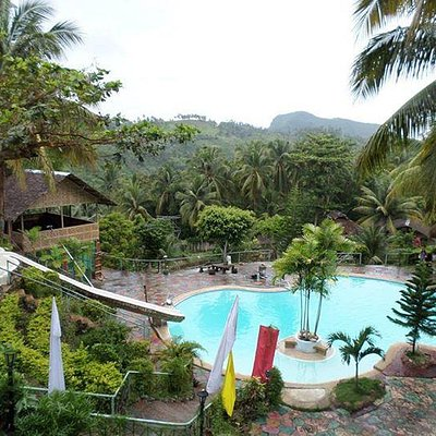 Paradise minus the accommodation