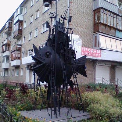 фото со стороны улицы Герцена