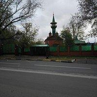 Мечеть Имама Равиля