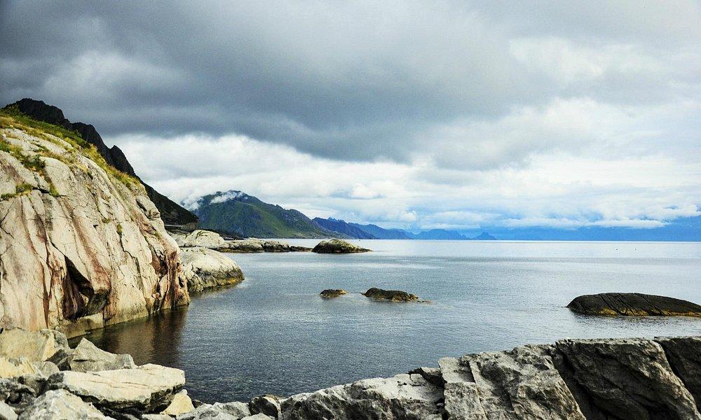 Landscape in Lofoten
