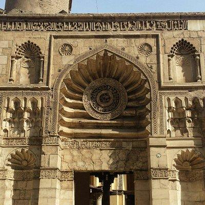 Gray Mosque (El-Aqmar Mosque)