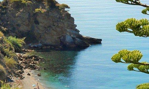 Vista de la Playa de Maro