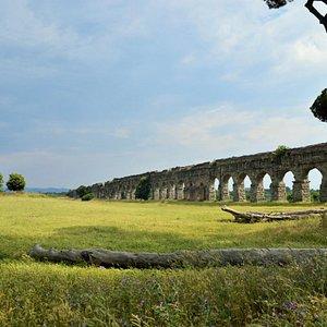 Bike tour Aqueducts