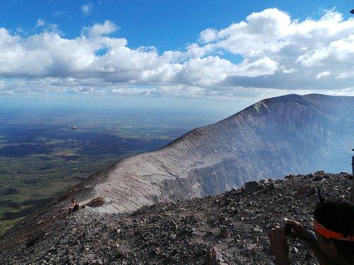 San Cristobal Volcan