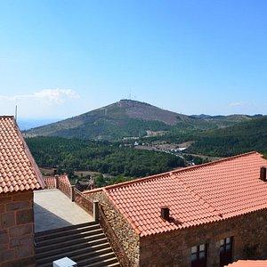 A Marofa vista de Castelo Rodrigo