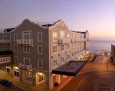 Lap of Cannery Row Luxury