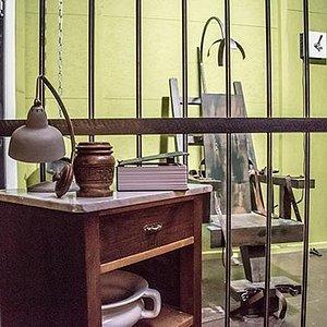 Sneak peak into our prison Bâlecatraz
