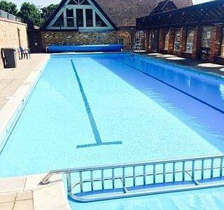 Eversholt Village Swimming Pool - 2015