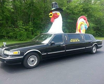 Chicken Limo 2