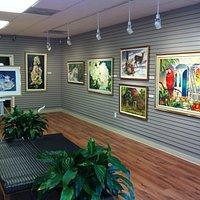 Gilmer Arts Gallery