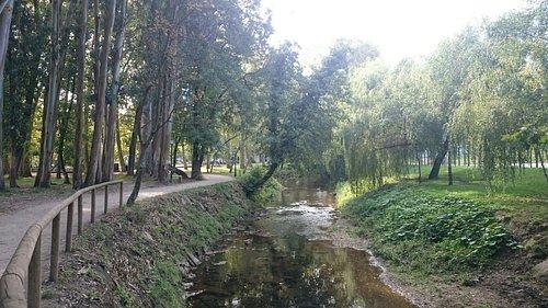 Paseo Fluvial del Rio Lagares