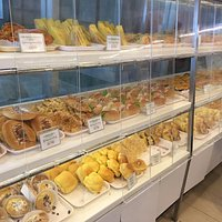 Delicious pastry for Myanmar Standard~ would recommend anyone who want Bread and Cakes for a cha