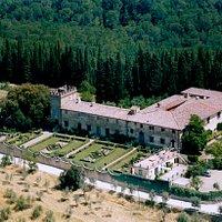 Villa/Fattoria Castel Ruggero