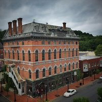 Cohoes Music Hall & Visitor Center