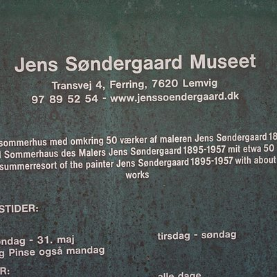 Jens Søndergaard Museet