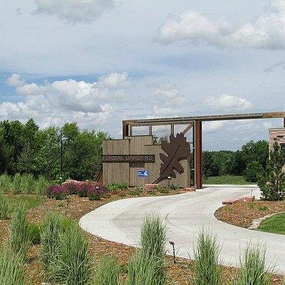 Formal Garden entrance