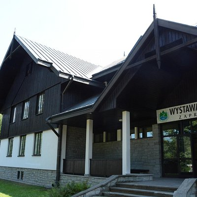 Pieniny Mountains National Park Museum in Kroscienko