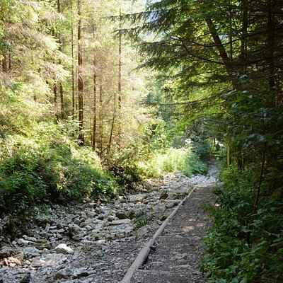 Sobczański Gorge