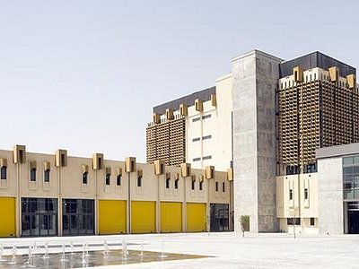Fire Station Residence, Doha