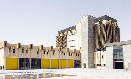 Fire Station Residence, Doha