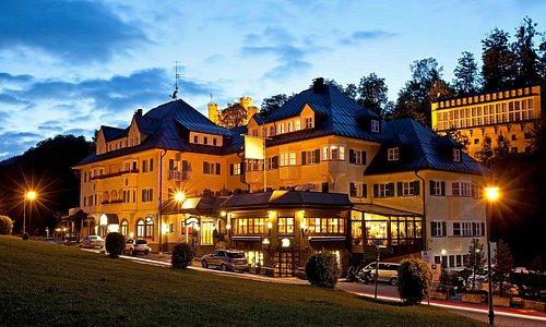 ノイシュバンシュタイン城周辺ホテル