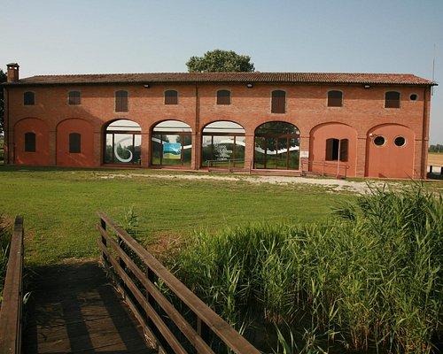 Museo delle Valli di Argenta - Esterno