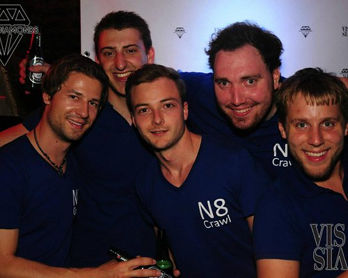 N8 Crawl Team