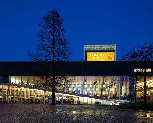Kunsthal Rotterdam, foto Ossip van Duivenbode
