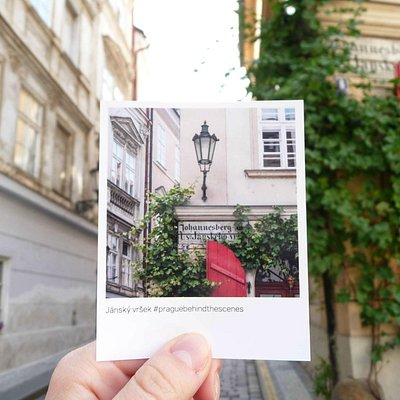 Printed memories of Prague