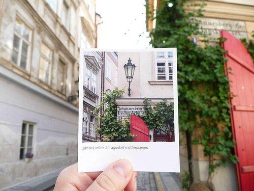 Printed memories of Prague