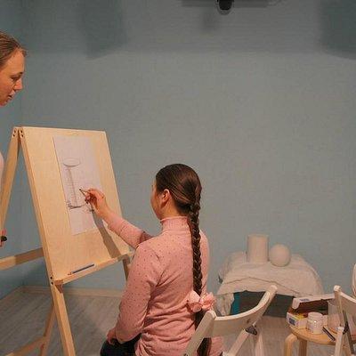 Творческая академия Художественная школа в Красногорске