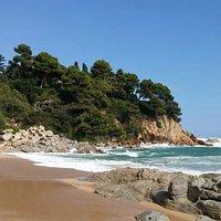 Playa Cala Sa Boadella