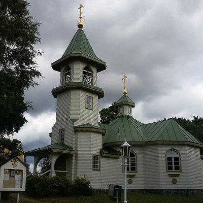 Церковь Николая Чудотворца в Иматре