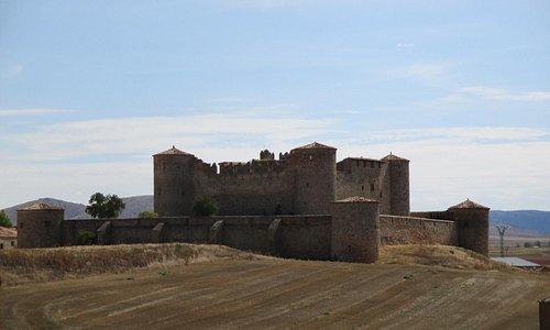 Castillo  en Almenar de Soria