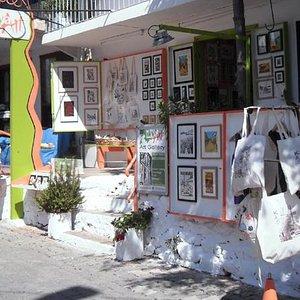 Art on the Lycian Way