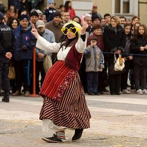 Kukerlandia Masquerade festival