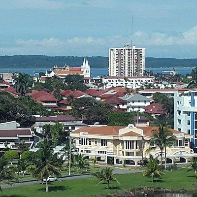 Catedral Immaculada Concepción - Colón, Panamá