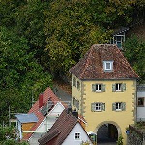 ehemalige Tor- und Zollhaus