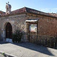 Ermita de Santa Ana. Sotillo de la Ribera