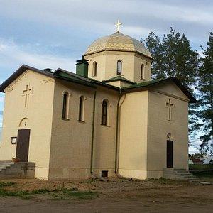 Храм в Петяярви